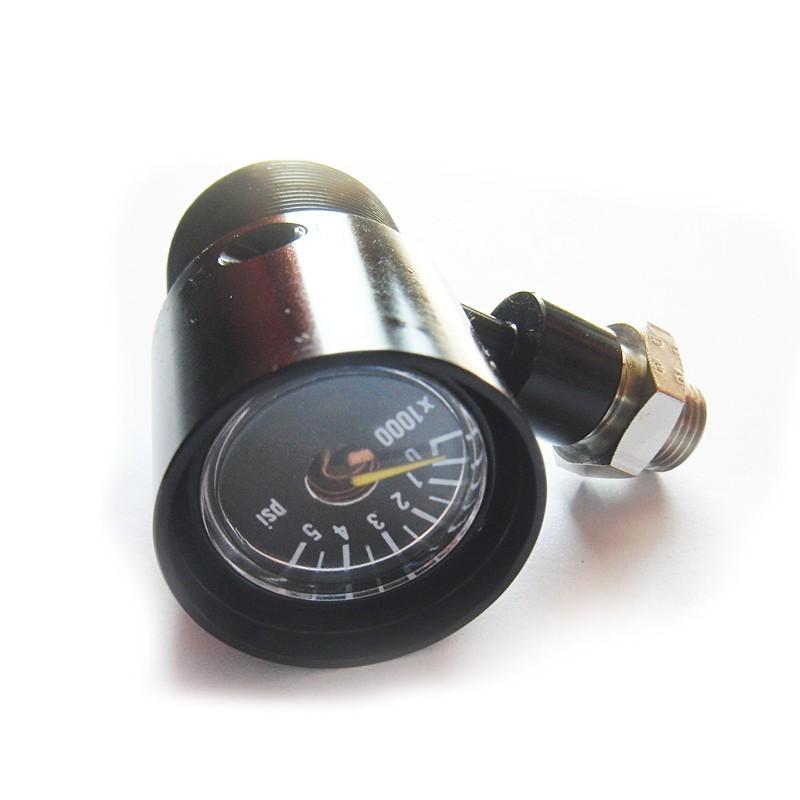 AA S200/ CZ200 Rychloplnění s manometrem PSI